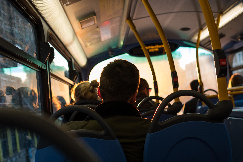 Lej en bus når du skal på tur